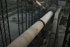 12500 t/d-Klinkerproduktionslinie Wadi