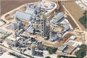 "<span class=""bildunterschrift_hervorgehoben"">9</span>	Hasanoglan cement plant owned by Ybitas"