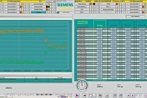 4 Load curve display of energy management system • Display der Belastungskurve des Energiemanagementsystems<br />