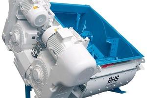 BHS-Doppelwellen-Chargenmischer DKX 2,2<br />