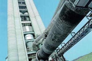 Energieeinsparung im Zementwerk mit moderner Automatisierungstechnik<br />
