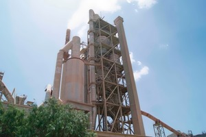 Cement plant of Messebo Cement (photo Harder)<br />