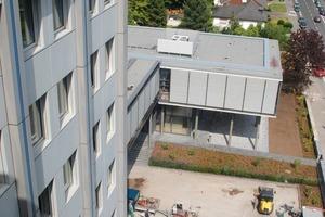 Das neue Kommunikationszentrum der Polysius AG in Beckum<br />