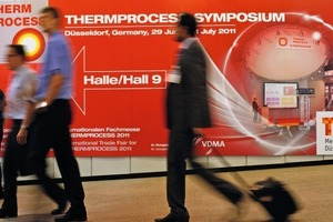 """<div class=""""bildtext_en"""">More than 7900 visitors and 305 exhibitors from 30 countries took part in Thermprocess 2011</div>"""