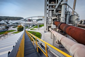 2 The two Pipe Conveyors: Beumer Group realises different system solutions for the various bulk materials