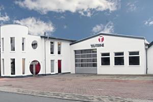 Firmensitz in Stromberg bei Oelde<br />