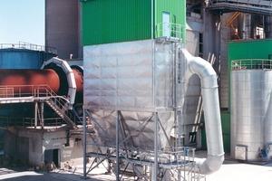 """<span class=""""bildunterschrift_hervorgehoben"""">8</span>EMC filter unit at Lafarge Perlmooser AG, Retznei/Austria<br />"""