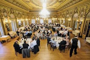 """<div class=""""bildtext_en"""">2 Gala dinner at Casado Alentejo, Lisbon/Portugal</div>"""