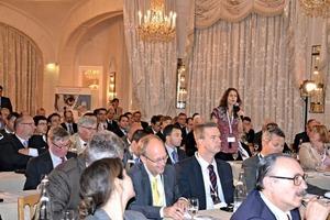 Fragen und Antworten beim European Mortar Summit 2011<br />