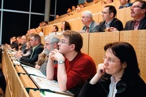 Building materials colloquium in Cottbus<br />