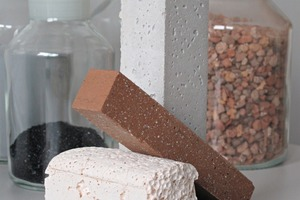 Applications for geopolymers • Einsatzmöglichkeiten von Geopolymeren