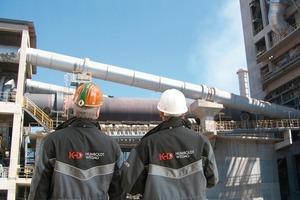 "<span class=""bildunterschrift_hervorgehoben"">2</span>KHD plant services team conducts on-site audits <br />"