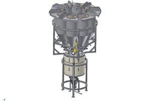 "<span class=""bildunterschrift_hervorgehoben"">3</span>Stationary additive dosing system (PowerDos compact) • Stationäres Additiv-Dosiersystem (PowerDos compact)<br />"