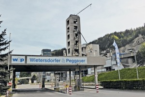 """<div class=""""bildtext_en"""">6A number of innovations were on show at the Wietersdorf cement plant</div>"""
