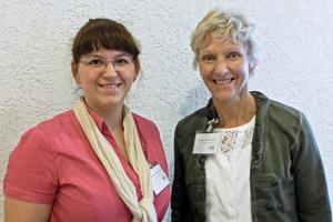 """<div class=""""bildtext_en"""">Manuela Kopatschek (left) and Annemarie Görner</div>"""