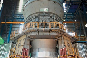 """<div class=""""bildtext_en"""">16 LM 70.4+4 CS cement mill with COPE drive in Nigeria</div>"""