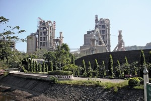 Die indische Zementindustrie erlebte ein starkes Wachstum in den letzten Jahren