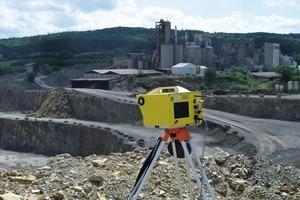 Modern resources management with terrestrial lasercanning (TLS)