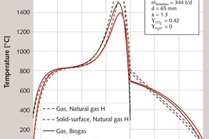"<div class=""bildtext_en"">6 Influence of the type of fuel gas on the temperature­ of gas and solid surface</div>"