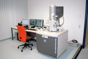 Neues REM – Nova NanoSEM 230<br />