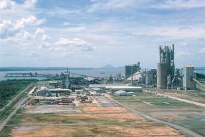 Zementwerk Tarjun von Indocement<br />