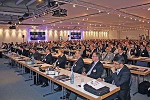 Internationale Gäste informieren sich über organisatorische und technische Entwicklungen<br />