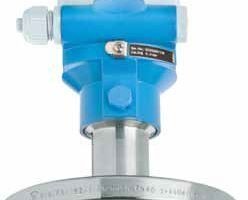 3 PMC51 pressure sensor with ceramic measuring cell, installed at the transfer chutes<br />