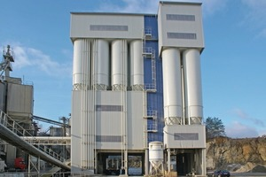 Mixing plant from m-tec <br />(Franken Maxit/Germany)<br />