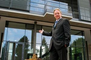 Dr. Detlev Rose, Vorstandsvorsitzender der Polysius AG<br />