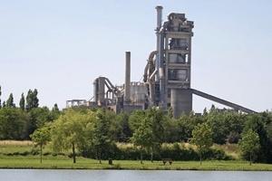 Le Teil cement factory