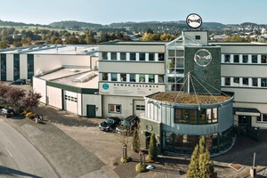 The Rembe headquarters in Brilon/Germany