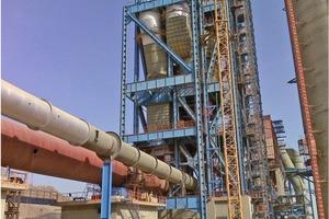 Zementwerk Al Safwa<br />