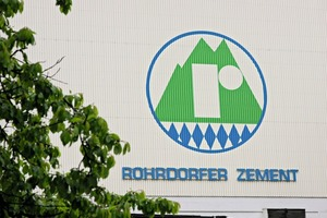 "<div class=""bildtext_en"">6 The Rohrdorf logo shows the origin of the processed limestone above the symbol for Bavaria – a blue-white diamond line</div>"