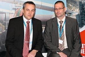 Dr. Thomas Weiß von der ZKG INTERNATIONAL sprach mit Ralf Slomski auf der AUCBM-Konference 2010 in Ras Al Khaimah<br />