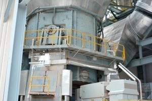 LOESCHE Mill Typ LM 48.4, Broceni<br />