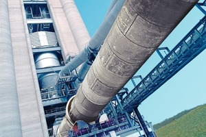 Durchgängige Lösungen für die komplette Ausrüstung von Zementwerken<br />