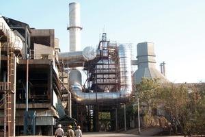 "<span class=""bildunterschrift_hervorgehoben"">10</span>Captive power plant at Grasim (Grasim Cement)<br />"