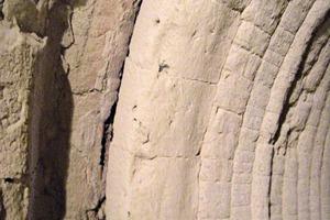 Seitenansicht eines Auslaufringes aus Faserverstärktem Keramik-Kompositmaterial<br />
