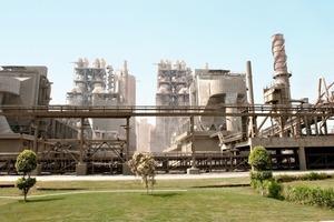 8 Helwan Cement Plant • Zementwerk Helwan Cement