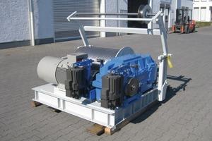 Aufzugsmaschine für MKO