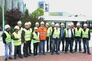 Werksexkursion Gruppe 1<br />