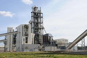 Moderne Brenntechnik in Zementwerken<br />