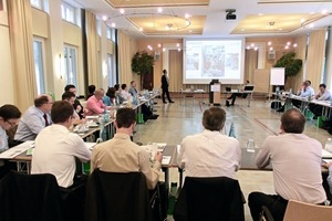 Interesting lectures on the occasion of the Loesche Technical Seminar 2012 in ­Dusseldorf