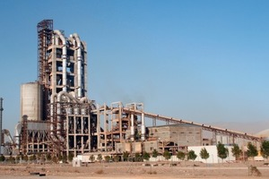 Star Cement plant in Ras Al Khaimah<br />