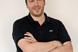 """1 René Clausing, Head of IT at IKN """"Our systems can be found all around the globe"""""""