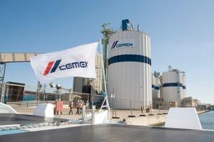 "<span class=""bildunterschrift_hervorgehoben"">1</span>Tilbury grinding plant, owned by Cemex UK (Cemex)<br />"