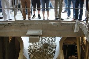 Exkursion zum Zementwerk Lengerich der Firma Dyckerhoff<br />