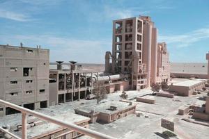 "<span class=""bildunterschrift_hervorgehoben"">13</span>Al-Hawari cement plant owned by LCC • Zementwerk Al-Hawari von LCC"