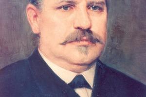 """<span class=""""bildunterschrift_hervorgehoben"""">1</span>Andreas Ernst Gottfried Polysius (1827–1886)<br />"""