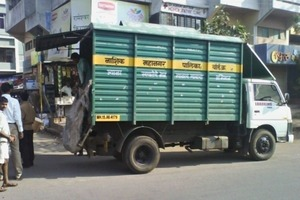 """<div class=""""bildtext_en"""">3 Collection and transportation of MSW in Nashik</div>"""